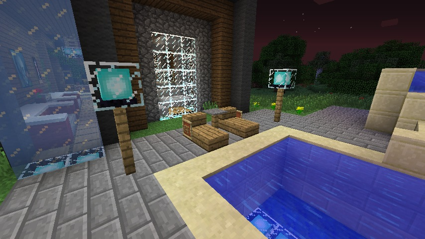 Minecraft Furniture Activate Website