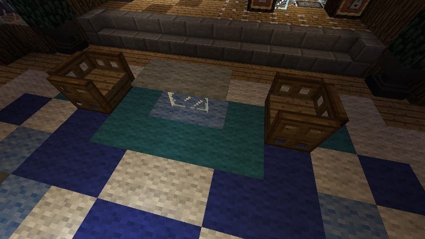 Minecraft Furniture Coffee Tables
