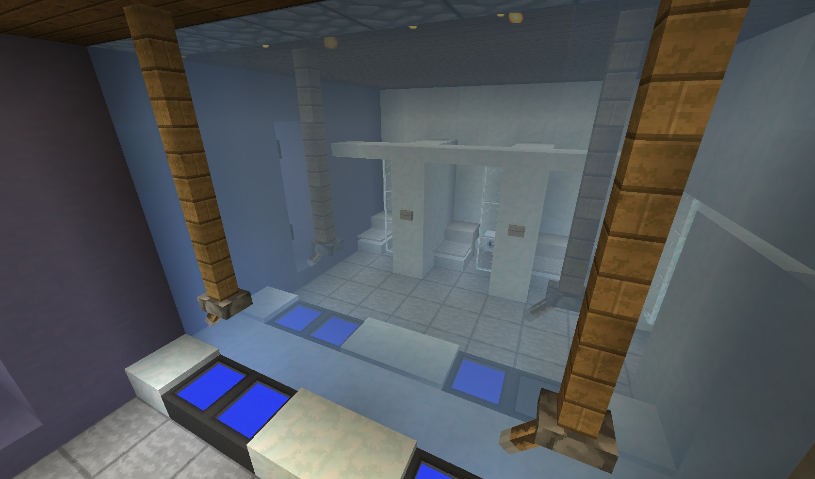 Bathroom Ideas On Minecraft perfect minecraft furniture bathroom 7 stunning inspiration ideas