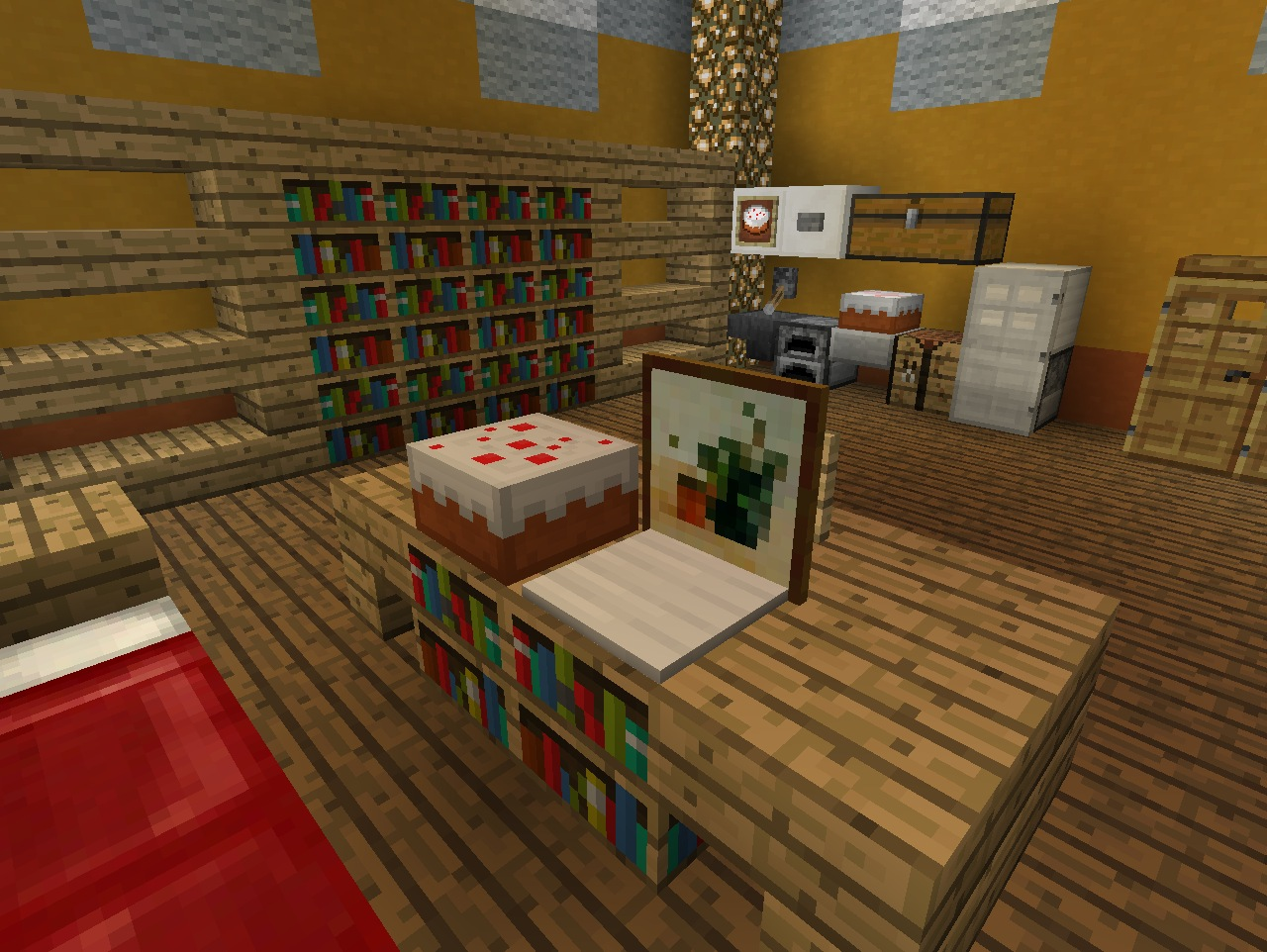 Minecraft Pe Furniture minecraft furniture - electronics