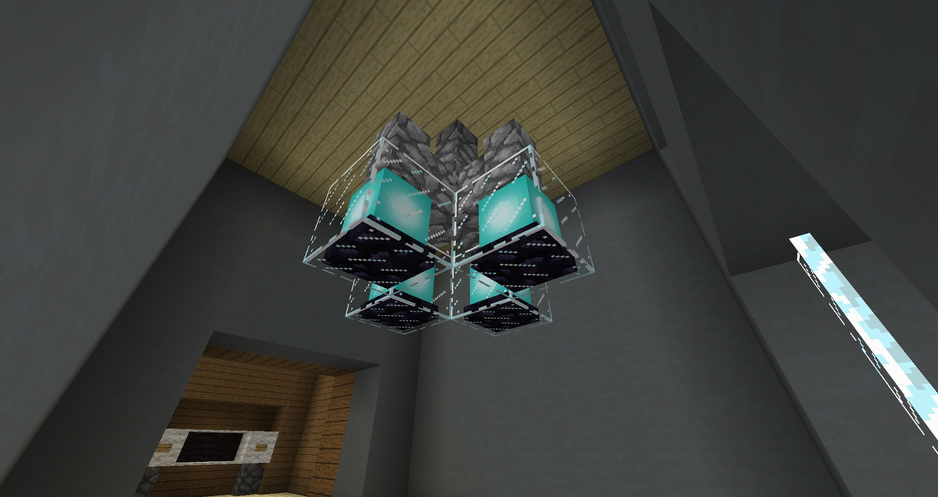 Minecraft furniture lighting aloadofball Image collections