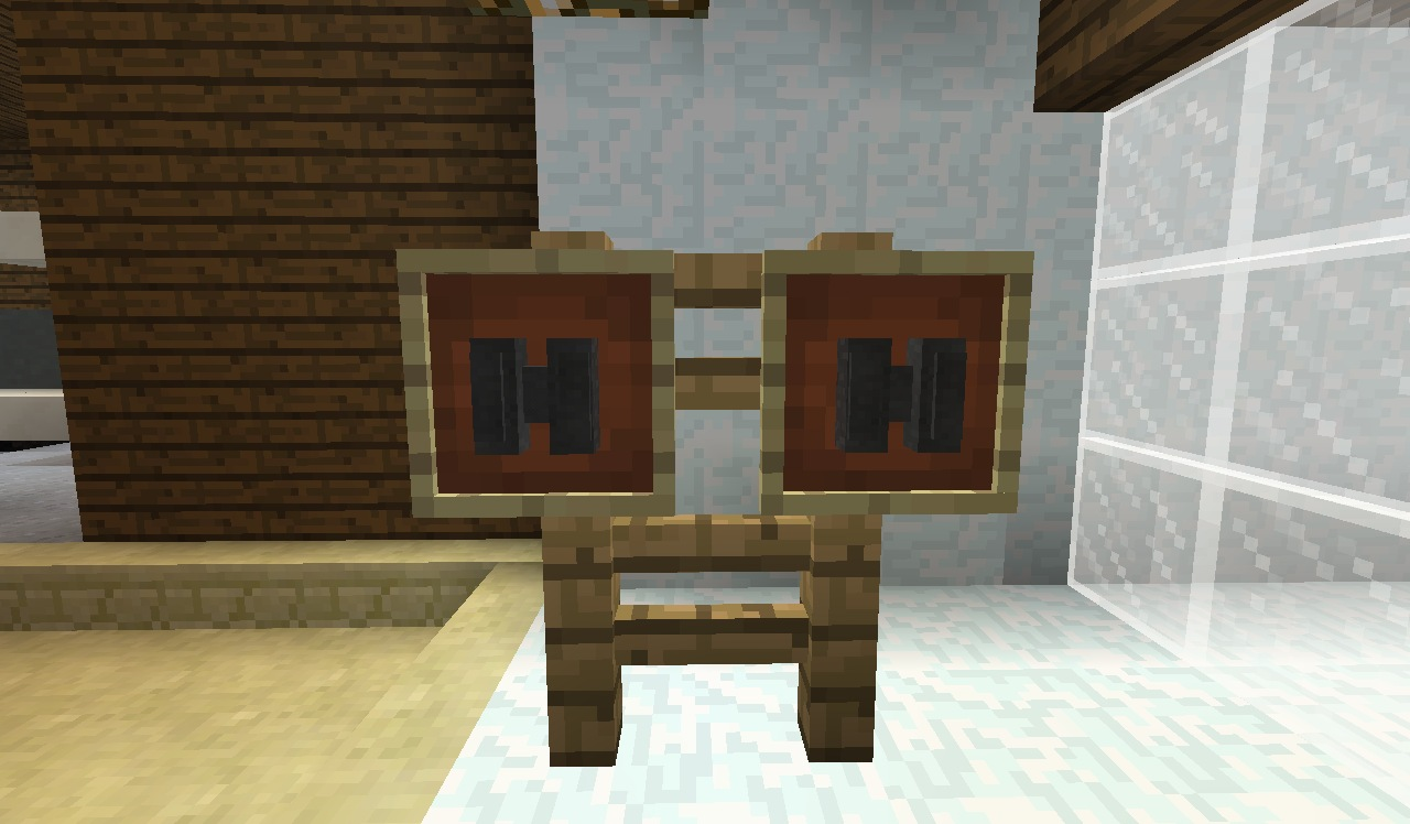 Minecraft Furniture Lifestyle