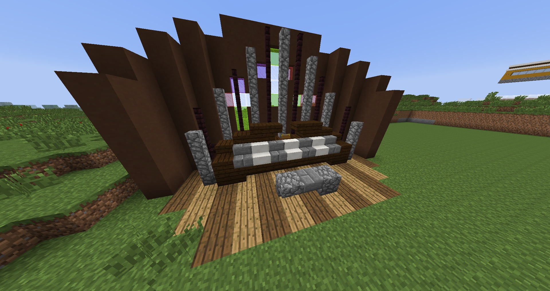 Minecraft Pe Furniture minecraft furniture - entertainment