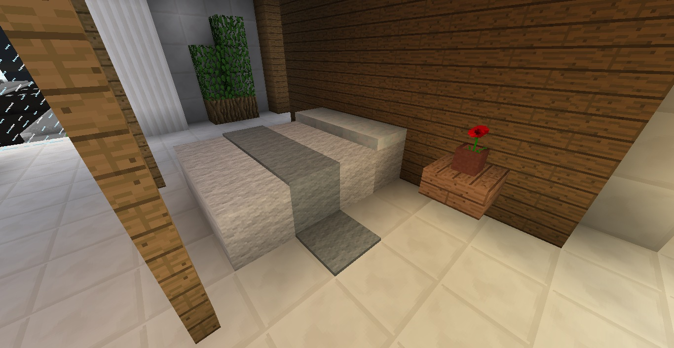Minecraft Furniture Bedroom minecraft furniture - decoration