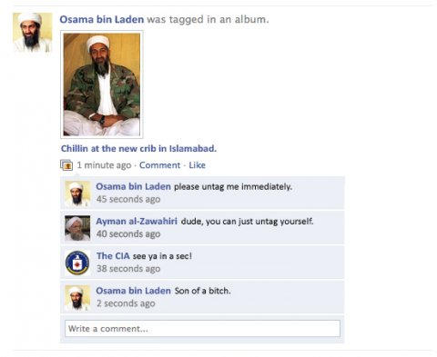 Funny in laden songs. Osama bin Laden is Dead