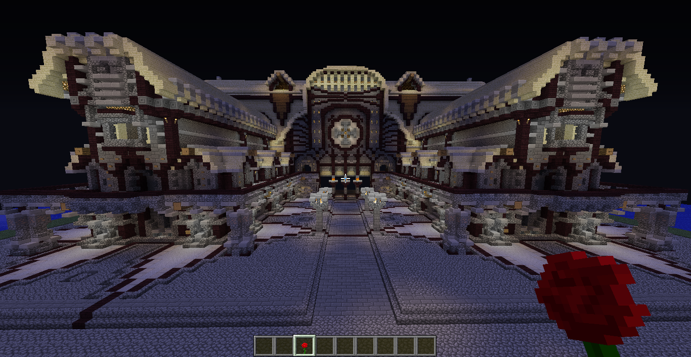 Most Awesome Minecraft Builds