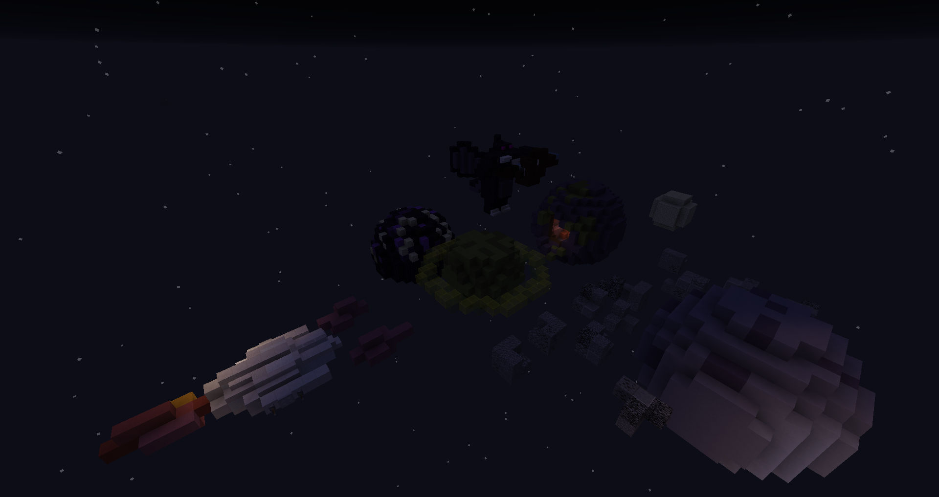 Super smash mobs map cubic space for Cubi spaceo
