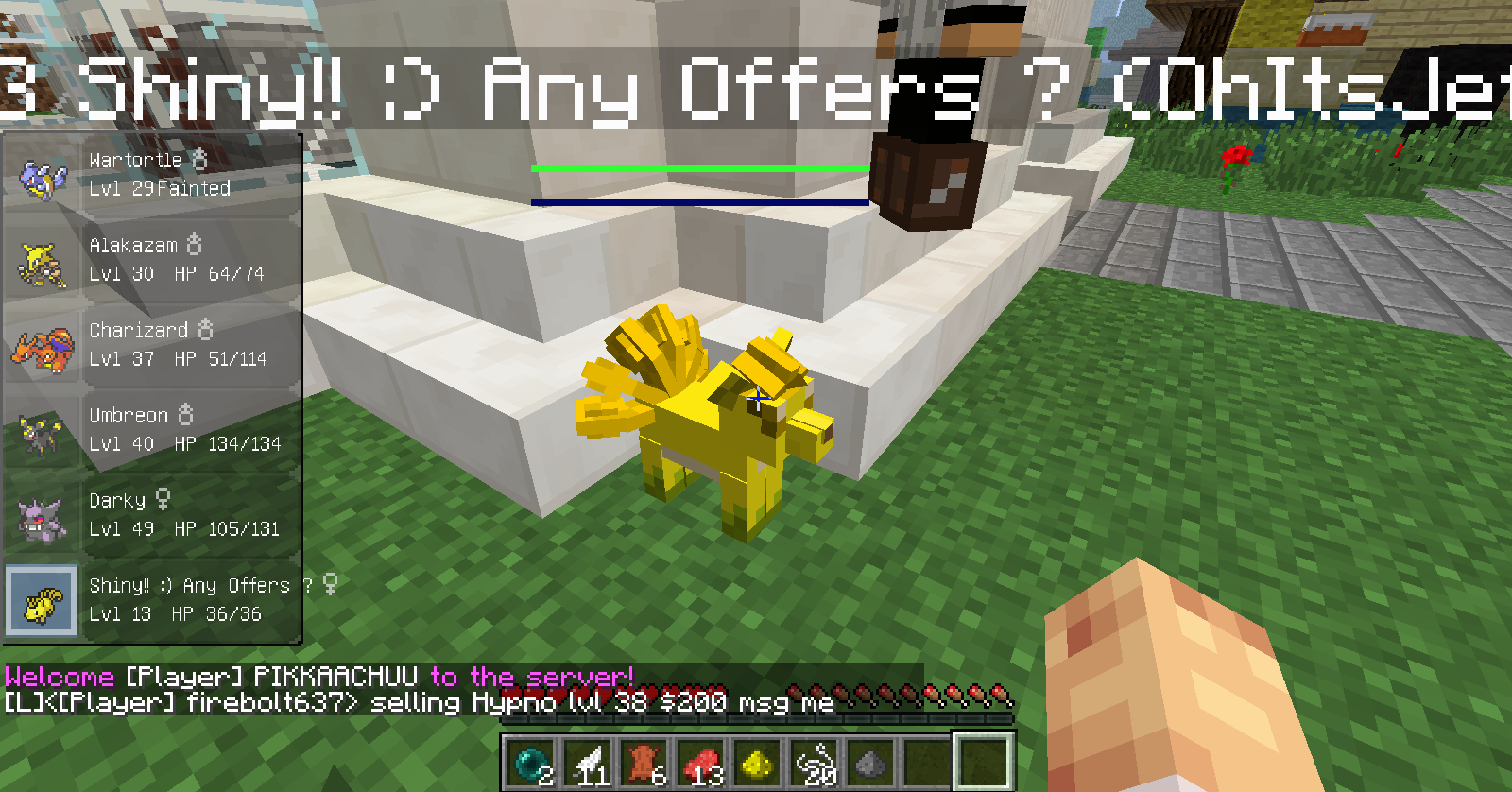 Displaying 19> Images For - Shiny Ninetales Pixelmon...