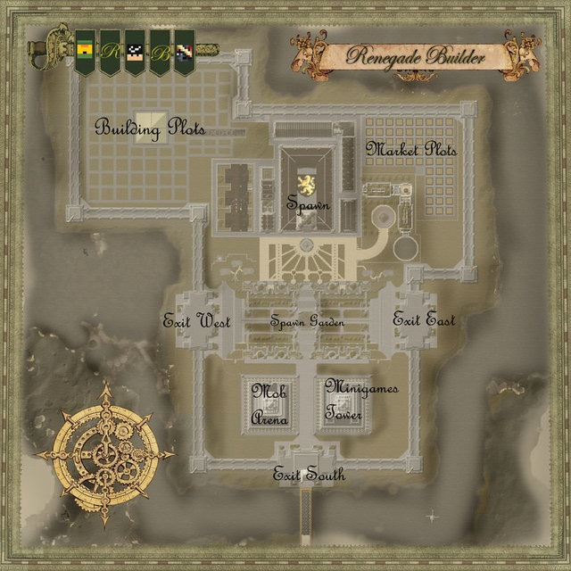 Map of Spawn