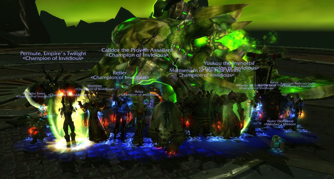 Heroic Mannoroth
