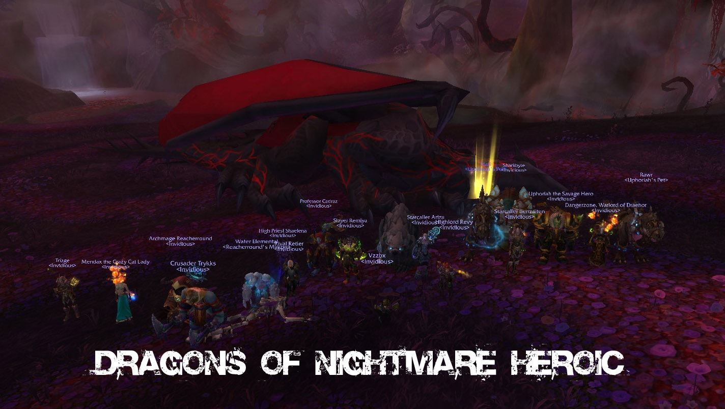 Dragons of Nightmare Heroic