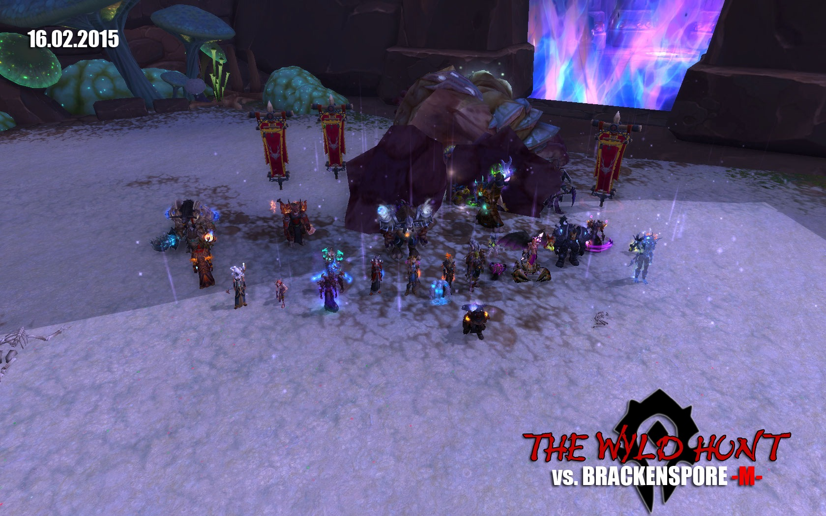 Brackenspore Mythic