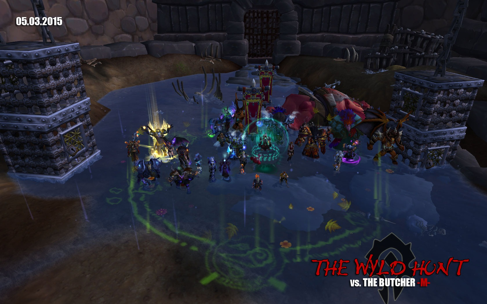The Butcher Mythic